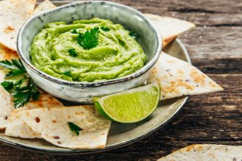 Spicy Avocado Dip Recipe