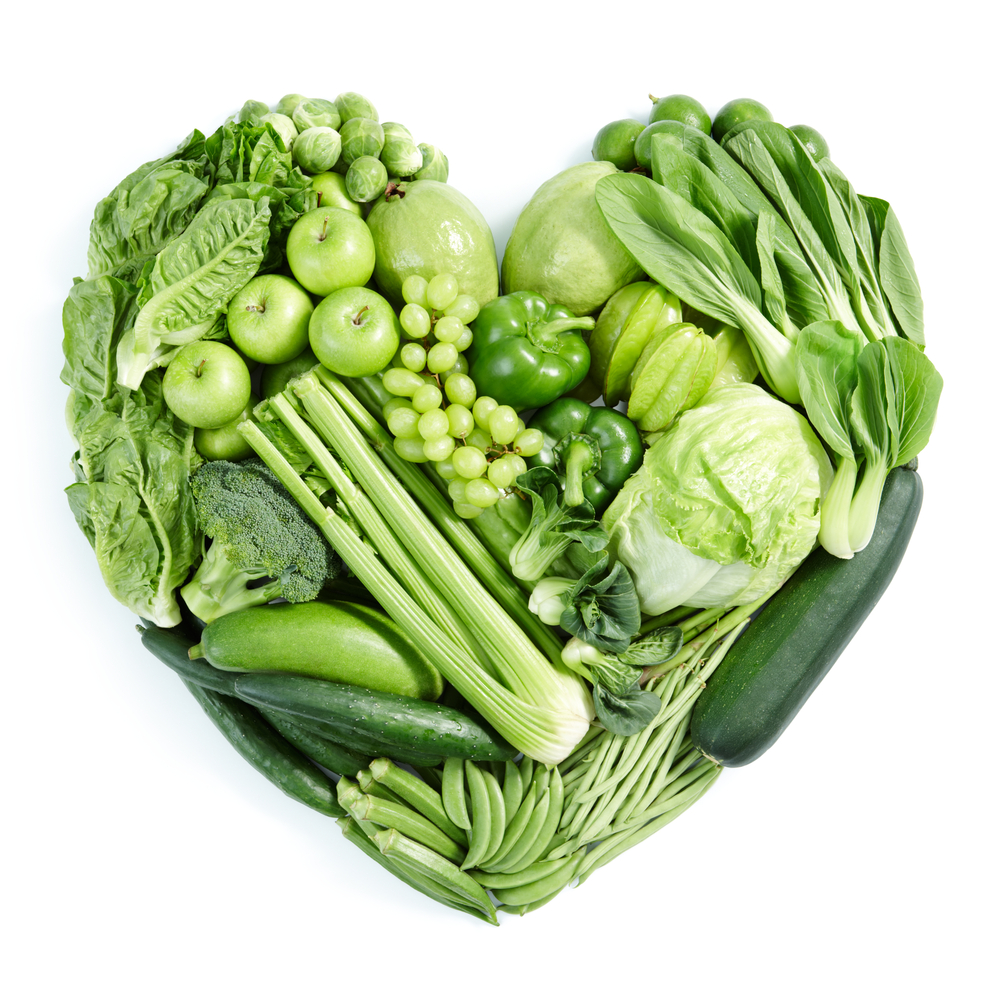 heart-healthy vegetables