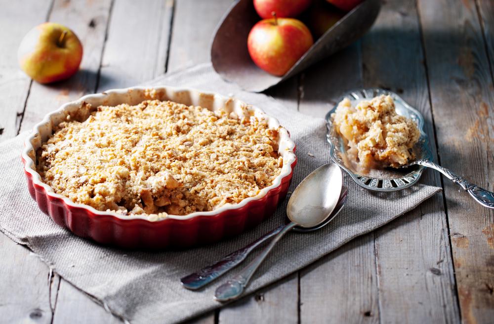 healthier fall recipes