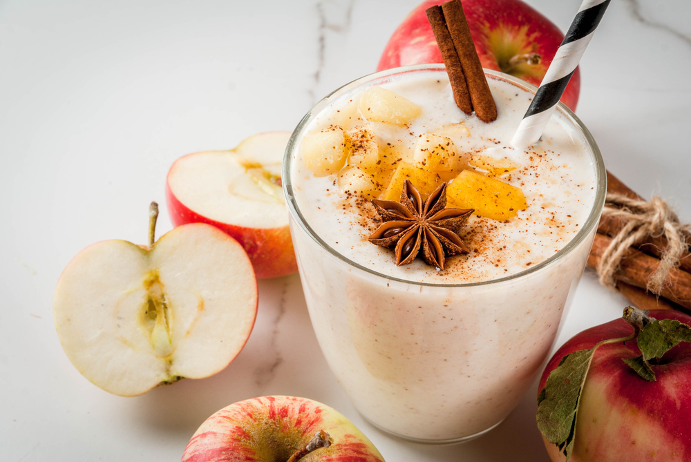 Thanksgiving shake recipes