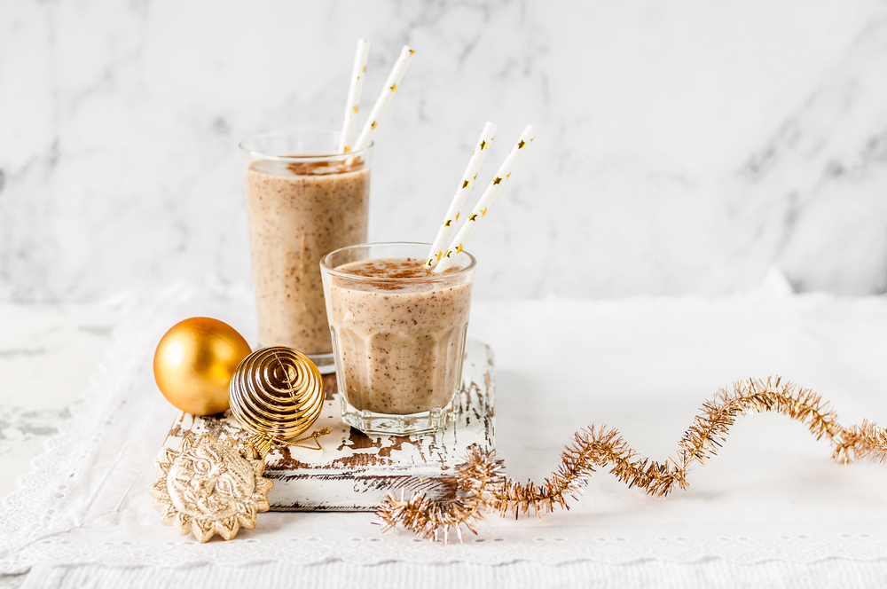 healthy holiday shakes