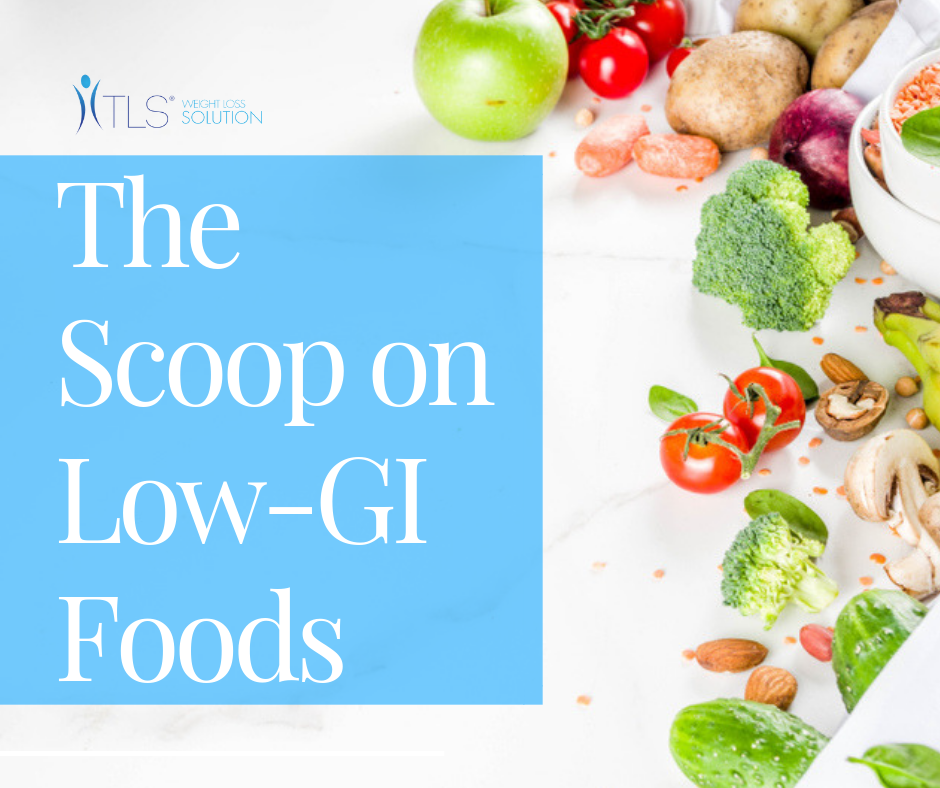 The Scoop On Low Glycemic Index Foods Tlsslim The glycemic index (gi) is a value used to measure how much a specific food increases your blood sugar levels. the scoop on low glycemic index foods