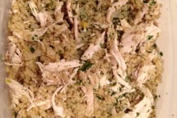 Mamma Martinez's Quinoa Con Pollo