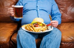 Ditching the Couch and Junk Food could go Hand-in-Hand