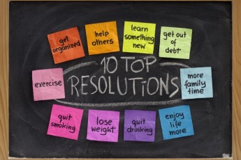 10 Ways To Stick To Your New Year's Resolutions