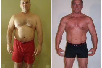 Transformation Tuesday—Brent Steinbach