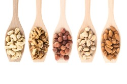 Nuts and Healthy Body Weight Maintenance