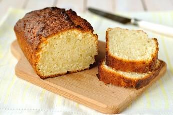 Recipe: No-Bake Vanilla Protein Loaf