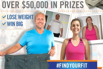 Sign Up, Lose Weight and Win Big in the TLS® Find Your Fit 2014 Fall Challenge!
