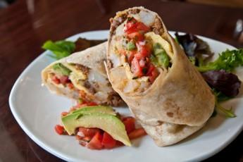 Recipe: Low-GI Breakfast Burrito