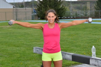 3 Exercises for Holiday Party-Ready Arms