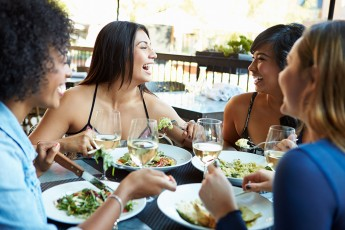 Healthy Habits for Eating Out