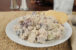 Recipe: Back to School Lunch – Creamy Chicken Salad