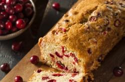 Recipe: TLS Vanilla-Cranberry Bread