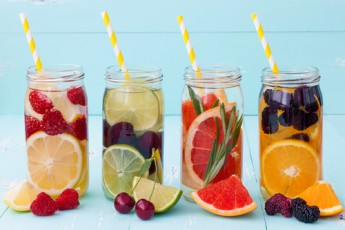The Benefits of Infused Water