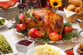 Helpful Tips to Have a Healthier Thanksgiving