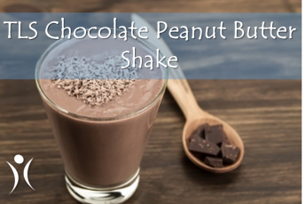 Recipe: TLS Chocolate Peanut Butter Shake
