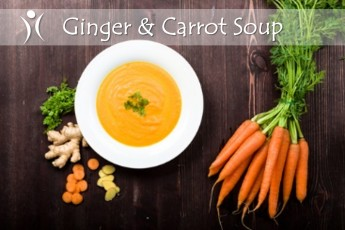 Recipe: Ginger & Carrot Soup