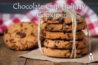 Recipe: Low-GI Chocolate Chip Holiday Cookies