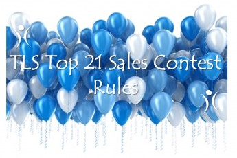 TLS® Top 21 Sales Contest Official Rules