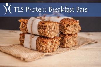 Recipe: TLS Protein Breakfast Bars