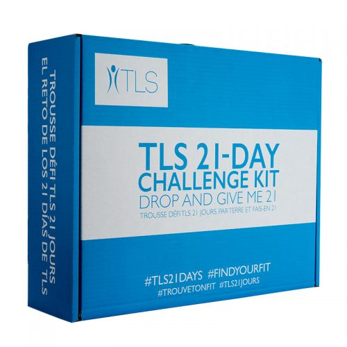 TLS® 21 Day Challenge Monthly Promotion