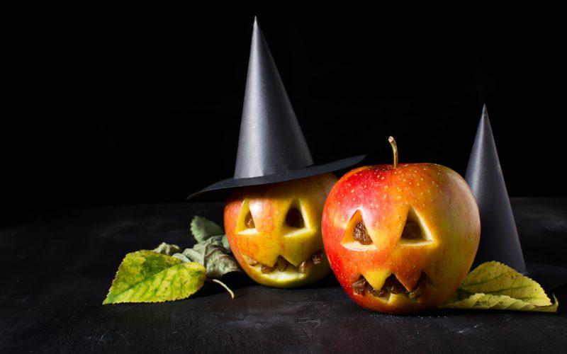 TLS Halloween Healthy Treats